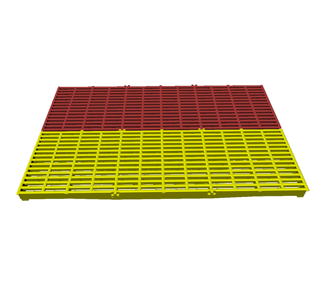 sàn nhựa cho heo lợn 40x120