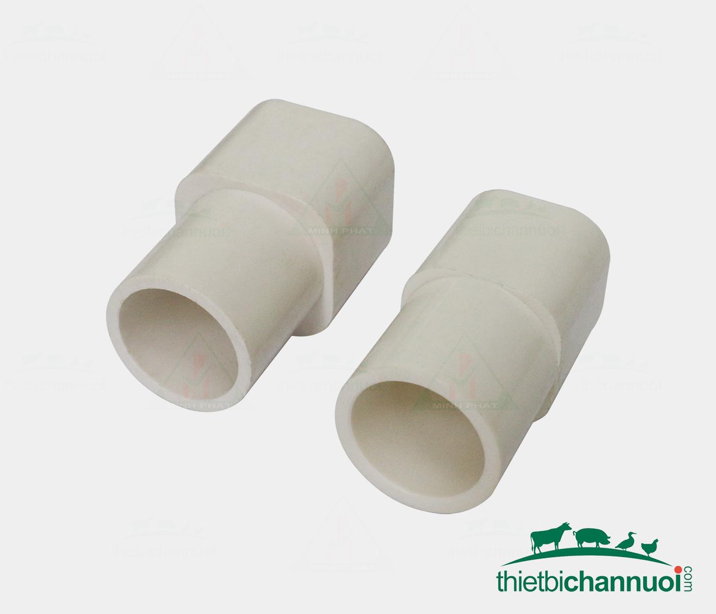 ống nối nhựa tròn,vuông