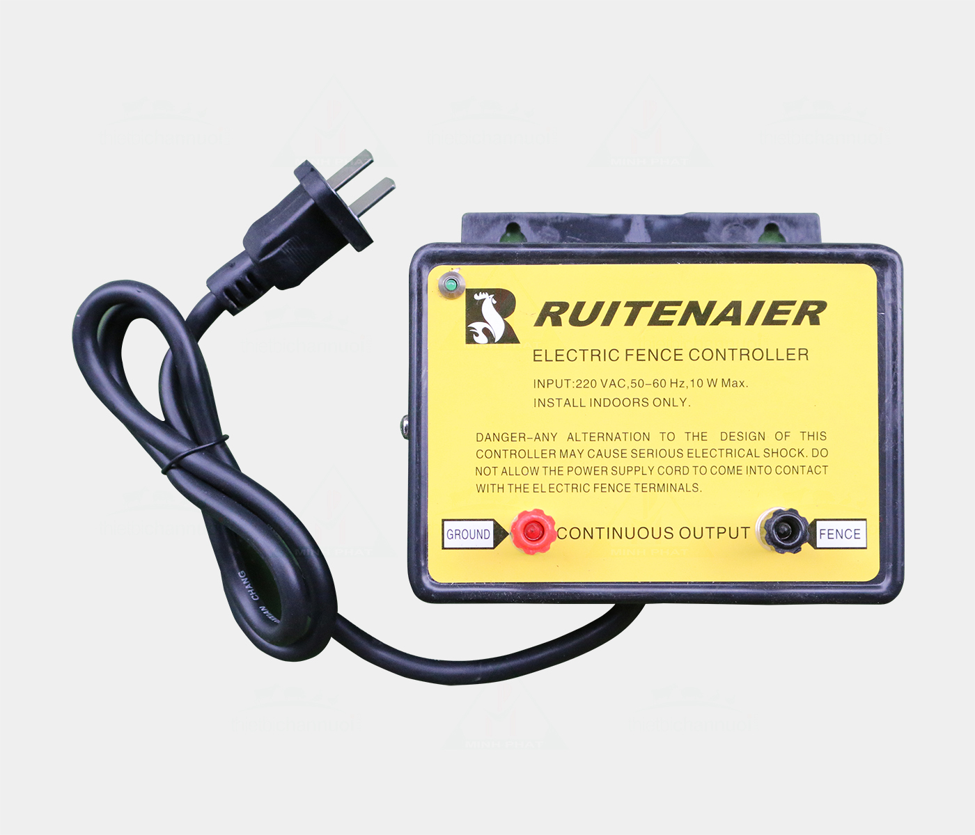 Bộ sóc điện(chống gà đậu) - Ruitenaier - HTU04
