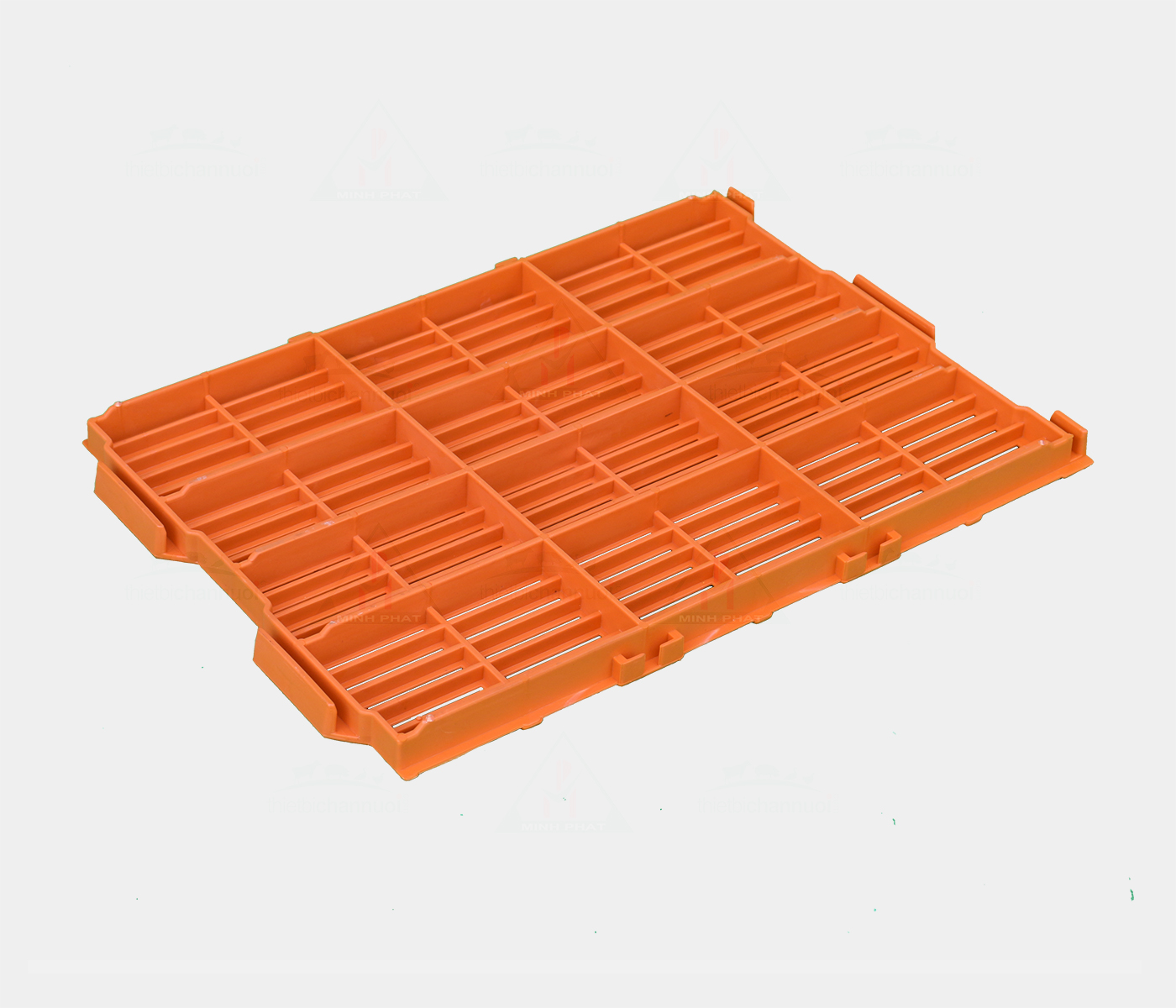 Sàn heo 40x55cm màu cam nhẹ - SN05
