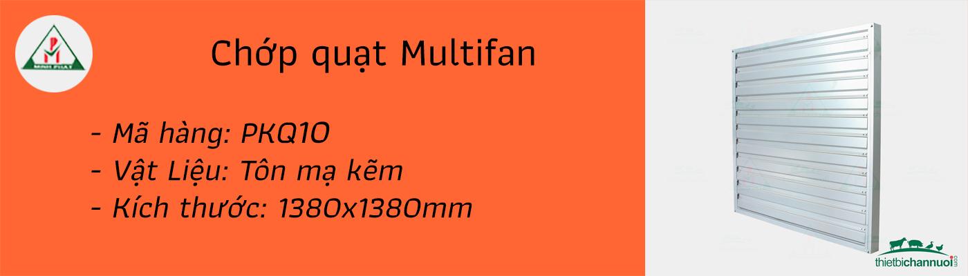 thẻ Chớp quạt multifan