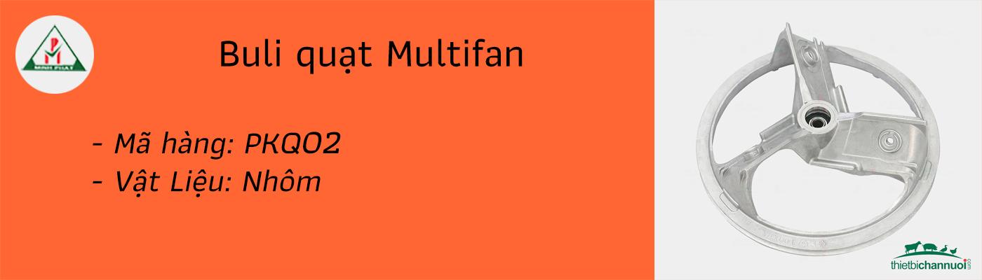 buly quạt multifan - PKQ02
